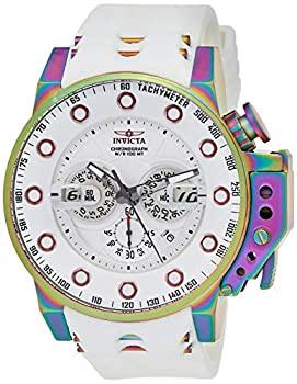 ベストセラー 【 メンズ】[インビクタ] 腕時計 I-Force50mmステンレススチールレインボーメッキシルバーダイヤルVD53クォーツ 25277 ベージュ メンズ 正規輸入品 25277 ベージュ, 山門郡:ac7bf16b --- ltcpackage.online