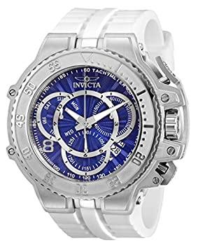 【2021秋冬新作】 【】Invicta Men's 27503 Excursion Quartz 3 Hand Blue Silver Dial Watch, ミカタチョウ 5c9a44b1