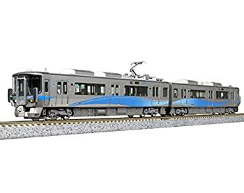 中古 新品 送料無料 KATO 推奨 Nゲージ あいの風とやま鉄道521系 電車 鉄道模型 2両セット 10-1437