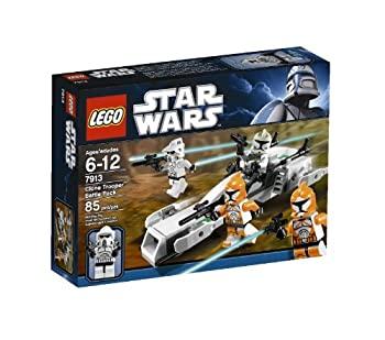 激安の 【】LEGO レゴ 7913 / スターウォーズ STAR WARS ★ CLONE TROOPER BATTLE PACK クローン・ トルーパー バトルパック, キャットランド f608e11c