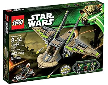 中古 LEGO Star Wars 販売実績No.1 Set #75024 Clone Starhopper HH-87 高品質新品