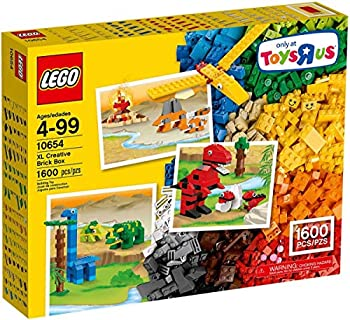 中古 本日限定 LEGO Classic XL Creative Box ついに再販開始 #10654 Brick Set