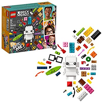結婚祝い 中古 LEGO BrickHeadz Go Brick セール Me Kit 708 41597 Piece Building