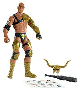 <title>中古 WWE Create A Superstar The 値引き Rock Figure Pack</title>