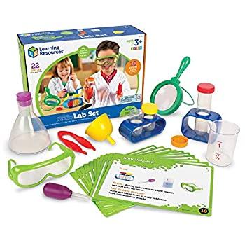 海外並行輸入正規品 中古 ラーニングリソーシズ 初めての実験セット おもちゃ LER2784 理科 贈与 正規品