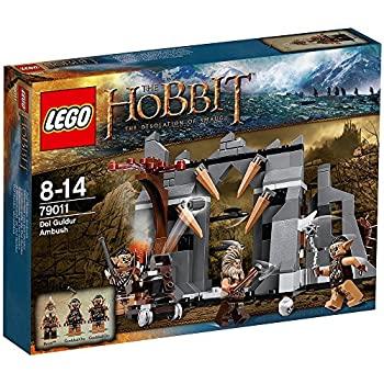 中古 レゴ LEGO ホビット グルドゥアでのアンブッシュ 大注目 79011 ドル 10%OFF