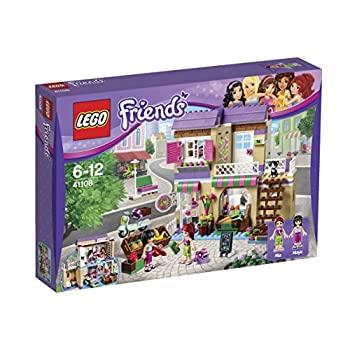 中古 レゴ LEGO 大幅値下げランキング 41108 OUTLET SALE ハートレイクのフードマーケット フレンズ