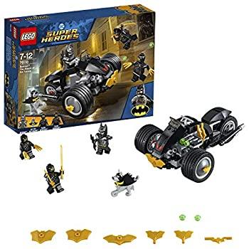 信憑 至高 中古 レゴ LEGO スーパー 76110 ヒーローズ バットマン:タロンの攻撃