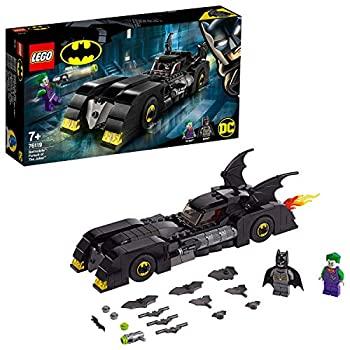 中古 レゴ LEGO 購買 スーパー ヒーローズ バットモービル:ジョーカー の追跡 男の子 おもちゃ 76119 ブロック 春の新作続々 TM