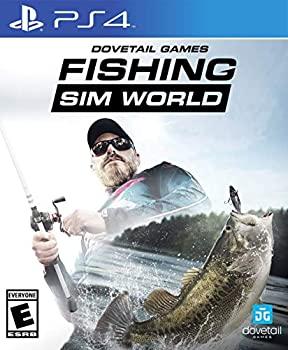 中古 (人気激安) Fishing 品質検査済 Sim World - 輸入版:北米 PS4