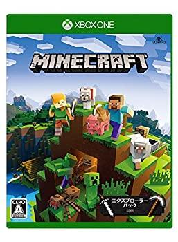 バーゲンセール 中古 Minecraft: 価格交渉OK送料無料 エクスプローラー XboxOne パック -