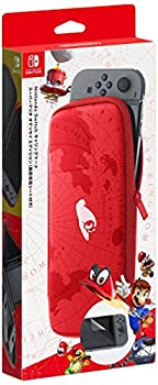 商品追加値下げ在庫復活 中古 超人気 Nintendo Switchキャリングケース オデッセイエディション 画面保護シート付き スーパーマリオ