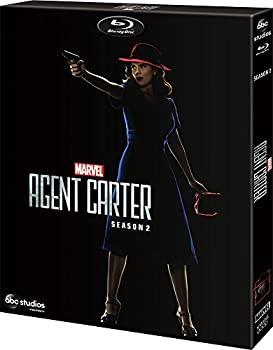 中古 エージェント カーター Blu-ray COMPLETE 新商品 毎日続々入荷 シーズン2
