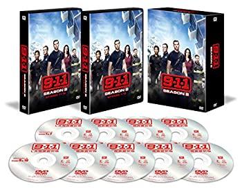 中古 絶品 9-1-1 LA救命最前線 DVDコレクターズBOX 直営限定アウトレット シーズン2