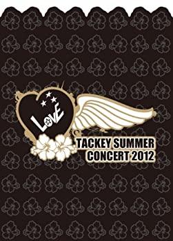 中古 TACKEY SUMMER LOVE 初回生産限定 2012 CONCERT 2枚組DVD キャンペーンもお見逃しなく ※アウトレット品