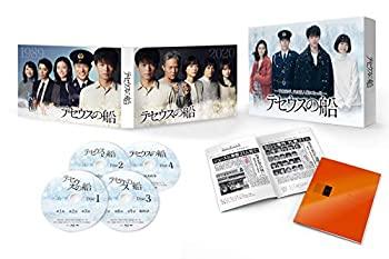 中古 テセウスの船 数量限定 人気急上昇 Blu-ray BOX 4枚セット オリジナル写真 付