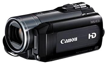 中古 Canon フルハイビジョンデジタルビデオカメラ iVIS 爆売り アイビス HF20 IVISHF20 人気の定番