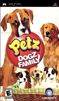 中古 Petz Dogz Family PSP 捧呈 - 輸入版 直営限定アウトレット