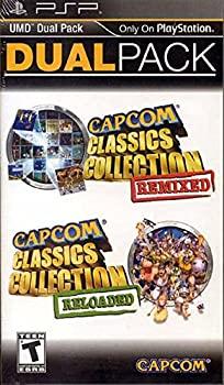 中古 Capcom Classics Collection 公式ショップ Dual 通販 激安◆ 輸入版 PSP Pack 北米