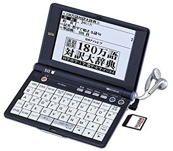 中古 SEIKO IC DICTIONARY SR-E9000 シルカカードレッド対応 新品未使用正規品 英語充実モデル 海外輸入 26コンテンツ 音声対応