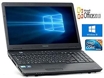中古 Microsoft Office2010搭載 Win10搭載 TOSHIBA Dynabook Satellite L45 2.40GHz DVDドライブ i5 大画面1 メーカー再生品 HDD160GB 永遠の定番モデル Core メモリ4GB 新世代
