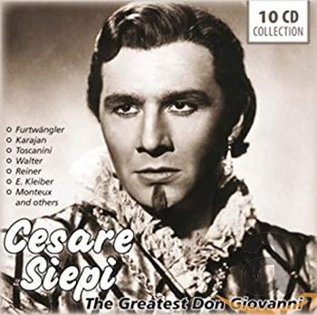 中古 Cesare スピード対応 全国送料無料 Siepi: Greatest マーケティング CD Don Giovanni