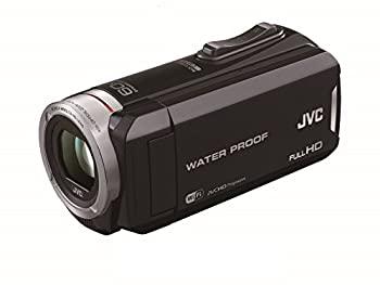 中古 JVC KENWOOD 売り込み ビデオカメラ SEAL限定商品 内蔵メモリー64GB ブラック GZ-RX130-B 防水5m防塵仕様