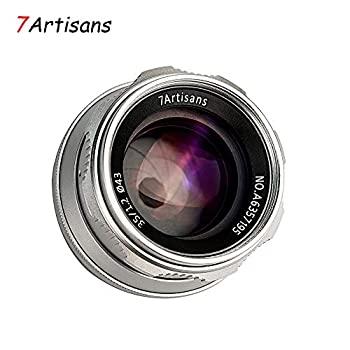 中古 7artisans 35mm F1.2アルミニウムレンズソニーEマウントミラーレスカメラ用大口径APS-C A6500 A6300 秀逸 A6100 A6000 A5100 N NEX 3N A5000 3 最安値挑戦 A9
