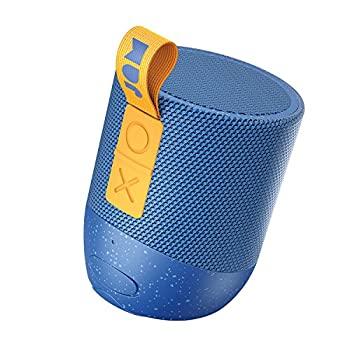 中古 Jam ワイヤレス防水スピーカー OUTLET SALE DOUBLE 贈り物 CHILL 防塵 小型 Bluetooth対応 高耐久 軽量 国内正規品 ブルー 通話対応 連続再生12時間