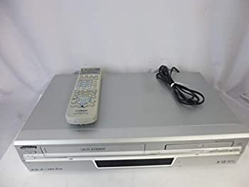 中古 VICTOR DVDプレーヤー 一体型VHSビデオ premium 豪華な vintage HR-DV4 値引き