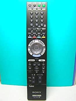 中古 ソニー RMT-B003J お気にいる 全品送料無料 BDリモコン