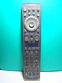 中古 日立 ファクトリーアウトレット テレビリモコン C-RL6 今ダケ送料無料