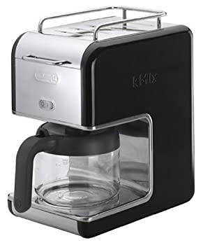 中古 デロンギ kMix ケーミックス ブラック 6杯用 ドリップコーヒーメーカー 数量限定アウトレット最安価格 人気 CMB6-BK