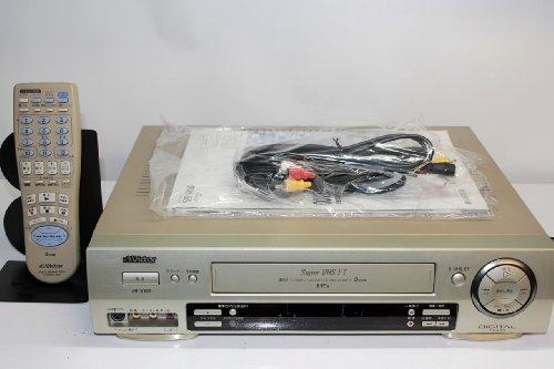 中古 Victor ビクター S-VHS 定番スタイル 期間限定送料無料 ビデオデッキ BS内蔵 ダビングにも HR-V100