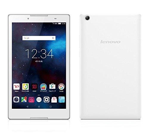 一部予約 中古 Y 春の新作続々 mobile Lenovo TAB2 パールホワイト 501LV