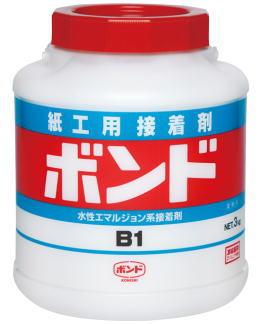 コニシ ボンドB1 3kg ケース6缶入り(お取り寄せ品)