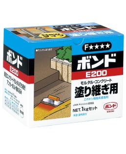 コニシ ボンドE200 1kgセット ケース10個入り(お取り寄せ品)