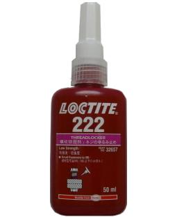 ヘンケルジャパン ロックタイト(LOCTITE) 222 50ml 小箱10本入り(お取り寄せ品)