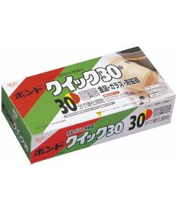 エポキシ接着剤 低価格化 コニシ 輸入 80gセット ボンドクイック30