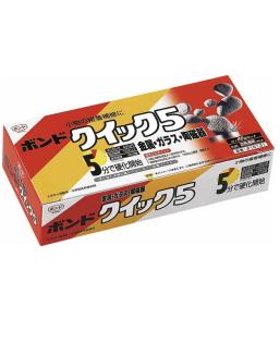 エポキシ接着剤 信憑 セール商品 コニシ 80gセット クイック5