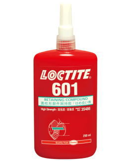 ヘンケルジャパン ロックタイト(LOCTITE)601 250ml 小箱10個入り(お取り寄せ品)