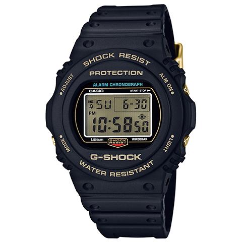 カシオ CASIO G-SHOCK ジーショック 35周年記念モデル DW-5735D-1BJR メンズ時計
