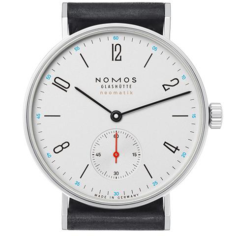 腕時計 NOMOS Glashutte Tangente neomatik ノモス グラスヒュッテ タンジェント ネオマティック TN130011W2 レザーバンド メンズ メンズ時計【コンビニ受取対応商品】