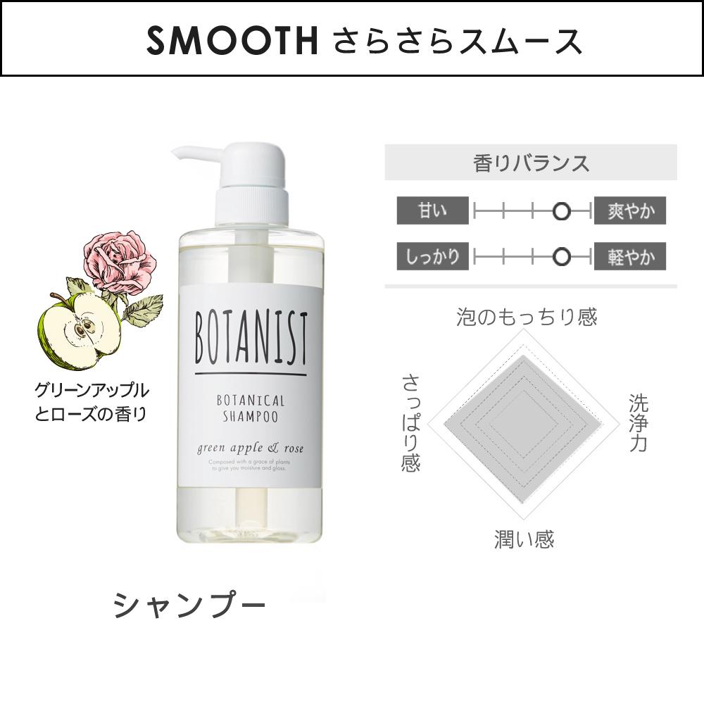 And Habit Botanist Botanical Shampoo Conditioner Silicone Free