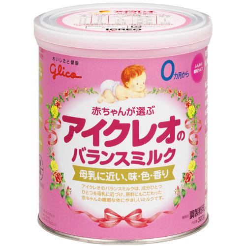 アイクレオのバランスミルク