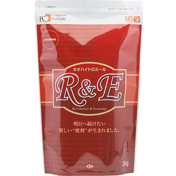 【本日ポイント5倍相当】株式会社フードケア『ネオハイトロミールR&E 2kg×4袋』(発送までに5日前後かかります・ご注文後のキャンセルは出来ません)