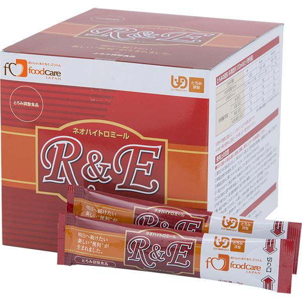 【本日ポイント5倍相当】株式会社フードケア『ネオハイトロミールR&E 3g×50包×20箱』(発送までに5日前後かかります・ご注文後のキャンセルは出来ません)