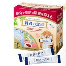 【本日ポイント5倍相当】大塚製薬株式会社『賢者の食卓 ダブルサポート 6g×30包』×6箱【特定保健用食品】