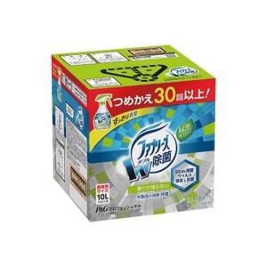 【本日ポイント5倍相当】P&Gファブリーズ 消臭芳香剤 布用 ダブル除菌 緑茶成分入り 10L つめかえ用 業務用