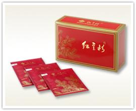 【12月25日までポイント10倍】株式会社紅豆杉『紅豆杉茶 60g(2g×30袋)』×3箱セット